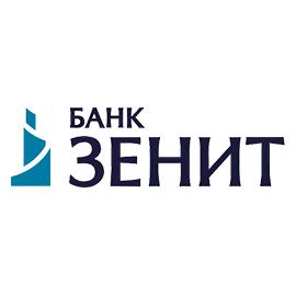 Банк Зенит (под залог недвижимости)